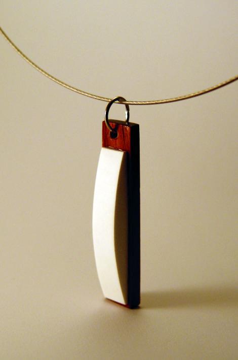 Pendants djools djools n26 pendant wood plastic rounded mozeypictures Gallery